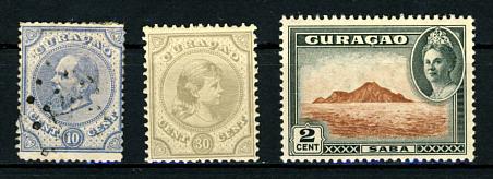Briefmarken Curacao
