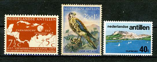 Briefmarken Niederländische Antillen