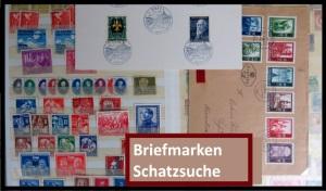 Interessante Briefmarken und Briefe