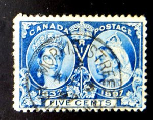 Queen Victoria auf Briefmarken