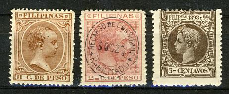 Briefmarken Philippinen