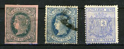 Briefmarken Kuba