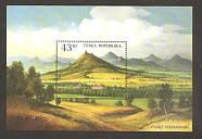 Tschechische Briefmarken