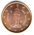 1 Cent von San Marino