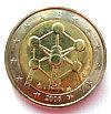 2 Euro Sonderprägung Belgien 2006