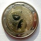 2  Euro Sonderprägung Finnland