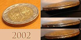 Fehlprägungen Abarten Und Varianten Der Französischen Euro Münzen