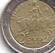 10 Cent Münze Aenta 2002 Wert Ausreise Info