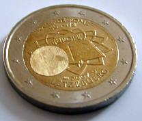 Fehlprägungen Abarten Und Varianten Der Euro Münzen Von Luxemburg
