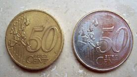 50 Cent Fehlprägungen Elektrosystem