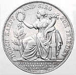 Bayerischer Siegestaler von 1871