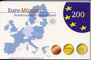 EURO-Kursm�nzensatz der BRD 2006