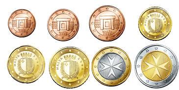 woraus bestehen euromünzen
