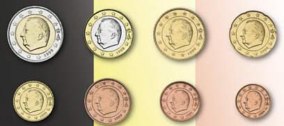 Euro MГјnzen Belgien