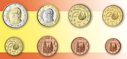 Spanien Euro