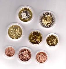 Euro Probeprägungen Und Probesätze
