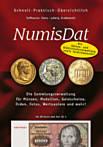 NumisDat – Die Sammlungsverwaltung für Münzen, Medaillen,