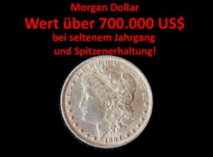 Morgan Dollar USA