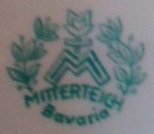 Porzellan von Porzellanmanufaktur Mitterteich