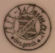 Porzellan von Weimar Porzellan GmbH ?
