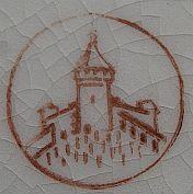 Porzellan von Tonwarenfabrik Ziegler