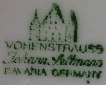 Porzellan von Porzellanfabrik Johann Seltmann
