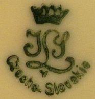 Porzellan von Schneider & Co. Porzellanfabriken