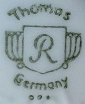 Porzellan von Porzellanfabrik Thomas & Enz