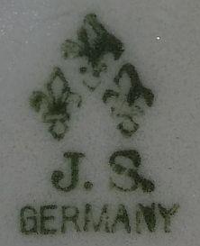 Porzellan von Joseph Schachtel