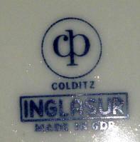 Porzellan von VEB Porzellankombinat Colditz