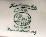 Porzellan von Porzellanfabrik Lorenz Hutschenreuther