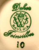 Porzellan von Rudolf Wächter Porzellanmanufaktur