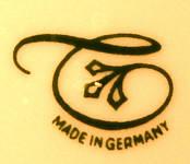 Porzellan von VEB Porzellanfabrik Triptis