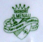 Porzellan von Ilmenauer Porzellanfabrik Graf von Henneberg AG und VEB Porzellanwerk Graf von Henneberg