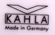 Porzellan von Kahla Porzellan GmbH