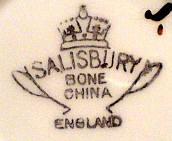 Porzellan von Salisbury China Co. Ltd.