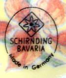 Porzellan von Porzellanfabrik Schirnding