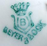 Porzellan von Beyer & Bock