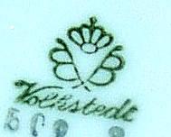 Porzellan von Beyer & Bock und VEB Porzellanfabrik Rudolstadt-Volkstedt