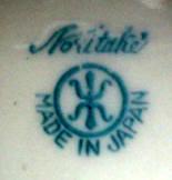 Porzellan von Noritake China