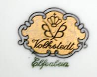 Porzellan von Beyer & Bock/VEB Porzellanfabrik Rudolstadt-Volkstedt
