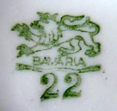 Porzellan von Porzellanfabrik Schlottenhof