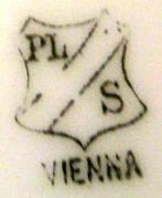 Porzellan von Porzellanfabrik Pfeiffer & Löwenstein
