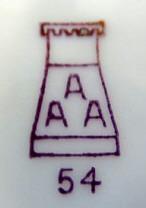 Porzellan von O/Y Arabia A/B