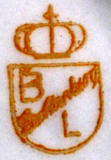 Porzellan von Bauer & Lehmann