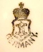 Porzellan von Galluba und Hofmann