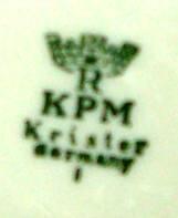 Porzellan von Krister Porzellanmanufaktur
