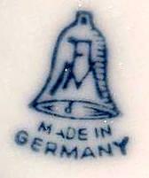 Porzellan von Holdschick, vormals Dutz & Co.