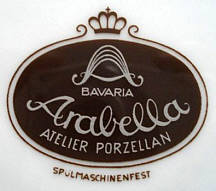 Porzellan von Winterling Porzellan AG