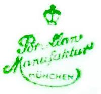 Porzellan von Porzellanmanufaktur München